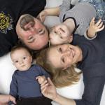 rodinný portrét ateliér Rajhrad, Brno a okolí