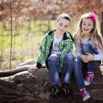 dětské foto exteriér Brno a okolí