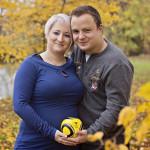 těhotenské foto Brno